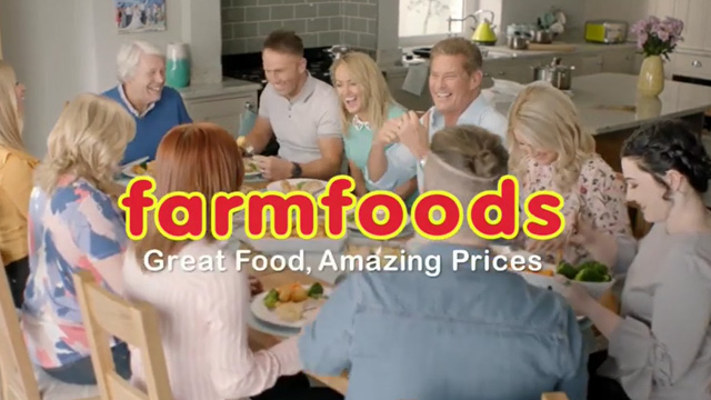 Farmfoods & The Hoff